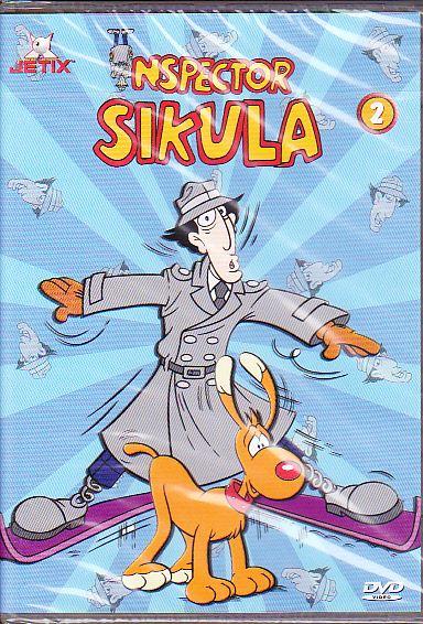 Inspektor Šikula 2 - DVD bazarové zboží