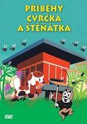 Příběhy cvrčka a štěňátka (slim) - DVD bazarové zboží