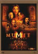 Mumie se vrací (The Mummy Returns) originální zvuk - DVD bazarové zboží
