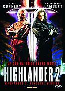 Highlander 2: Renegade version - DVD bazarové zboží