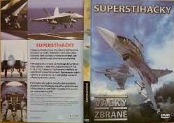 Superstíhačky - Války a zbraně - DVD bazarové zboží