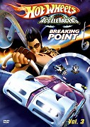 Hot Wheels Acceleracers: Bod zlomu - DVD