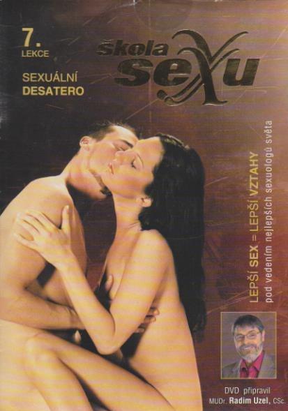 Škola sexu 07- Sexuální desatero - DVD