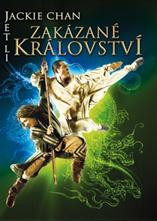 Zakázané království - DVD
