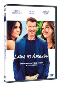 Láska po anglicku - DVD plast