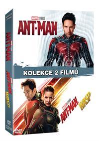 Ant-Man kolekce 1.-2. 2DVD