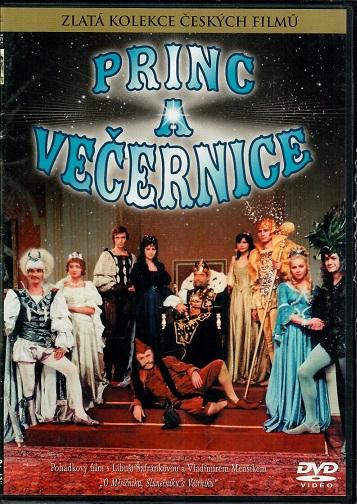 Princ a večernice ( slim ) - DVD