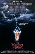 Čarodějky z Eastwicku (The witches of Eastwick) originální zvuk - DVD bazarové zoží