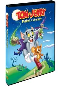 Tom a Jerry: Pískot a vřískot ( plast ) DVD