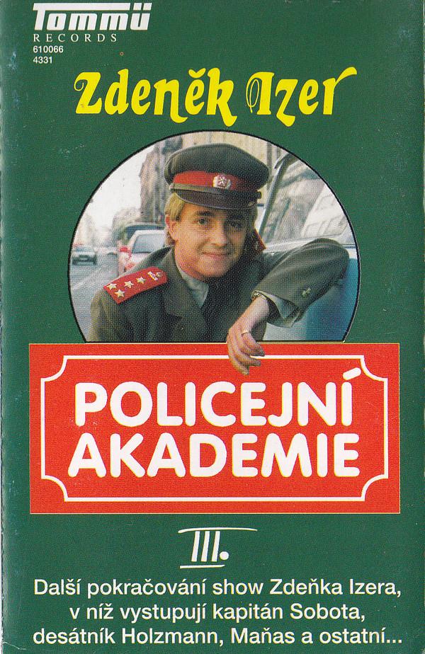 Zdeněk Izer: Policejní akademie III. - CD bazarové zboží