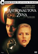 Astronautova žena - DVD bazarové zboží