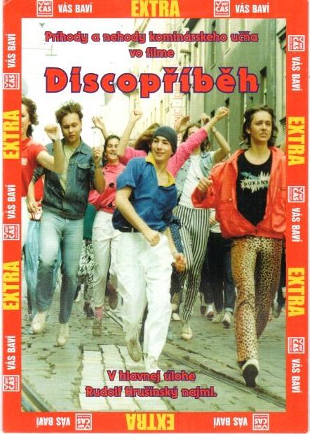 Discopříběh - DVD pošetka