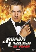 Johnny English se vrací  - DVD plast