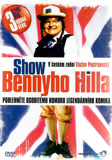 Show Bennyho Hilla 3, série 2 - DVD
