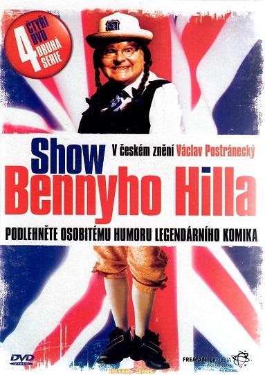 Show Bennyho Hilla 4, série 2 - DVD