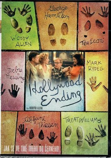 Hollywood ending - DVD