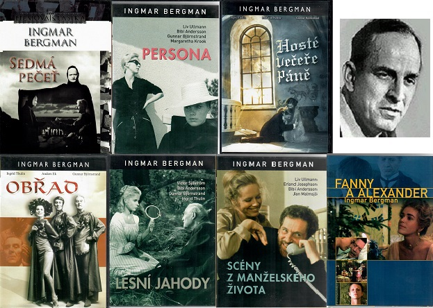 Kolekce Ingmar Bergman 7 DVD
