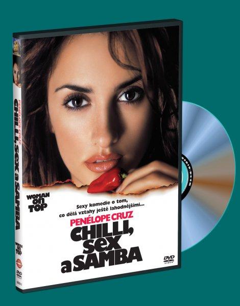 Chilli, sex a samba - DVD plast