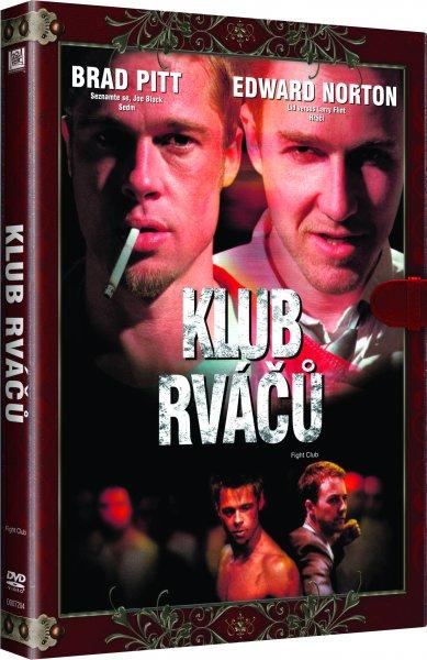 Klub rváčů - DVD plast