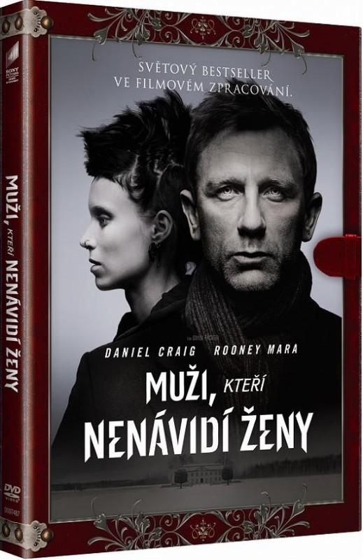 Muži, kteří nenávidí ženy (2011) - DVD plast