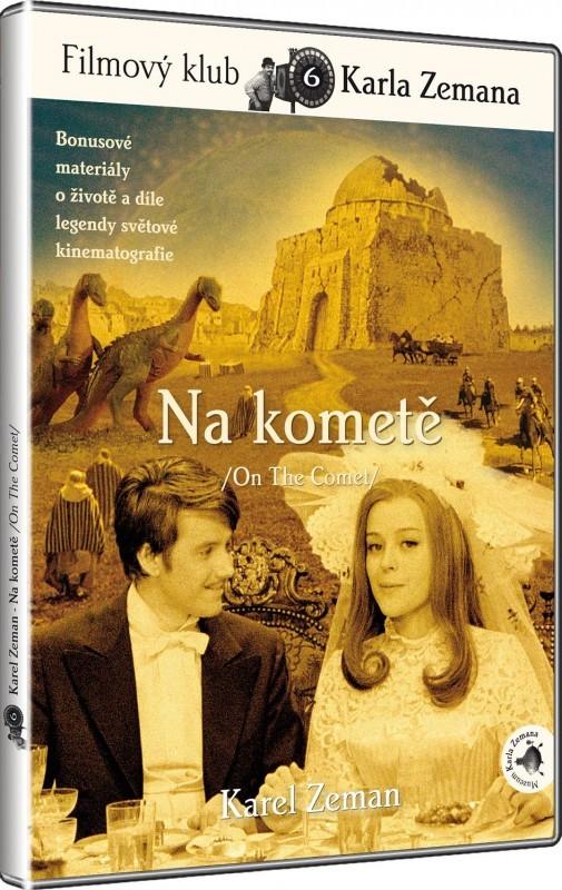 Na kometě - DVD