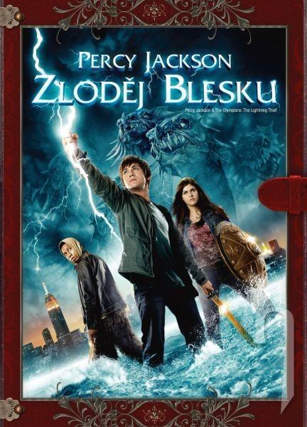 Percy Jackson: Zloděj blesku - DVD plast