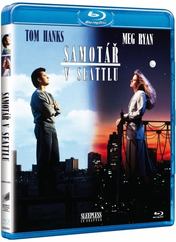 Samotář v Seattlu - Blu-ray