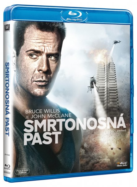 Smrtonosná past - Blu-ray