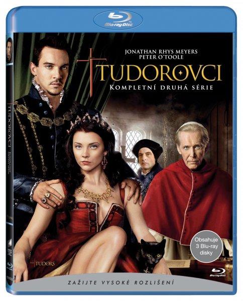 Tudorovci II - Blu-ray