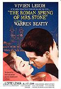 The Roman Spring of Mrs. Stone /Římské jaro paní Stoneové ( plast ) DVD