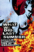 What we did last summer -Robbie Williams)- DVD plast