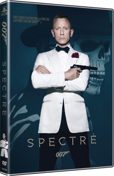Spectre - DVD plast