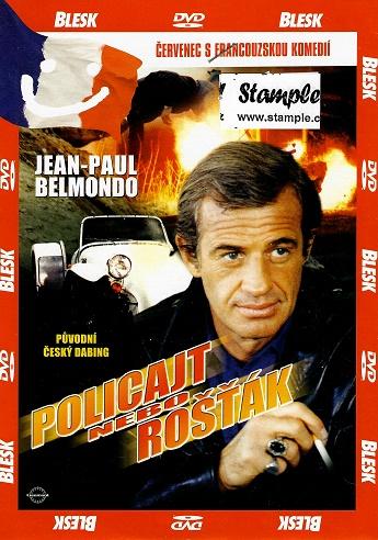 Policajt nebo rošťák ( pošetka ) - DVD