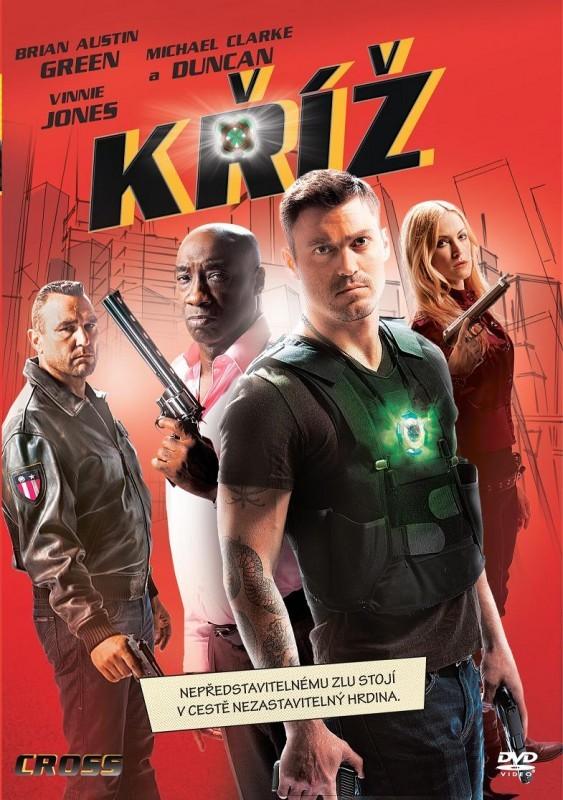 Kříž - DVD plast