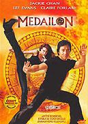 Medailon - DVD plast