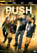 PUSH - DVD plast