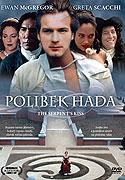 Polibek hada - DVD digipack