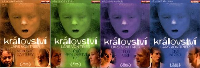 Kolekce Království ( Lars von Trier ) 4 DVD