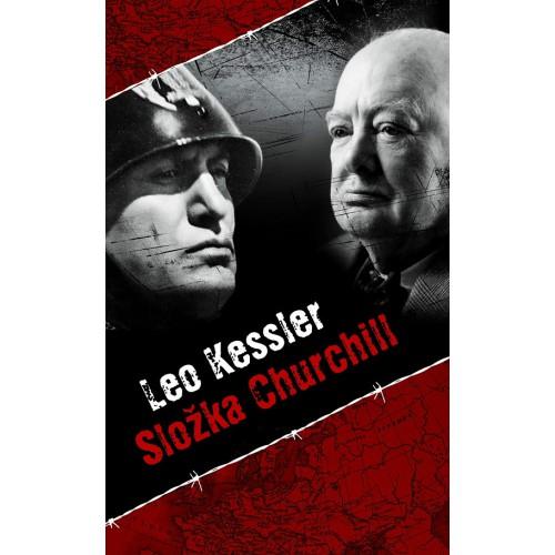 Složka Churchill - Leo Kessler