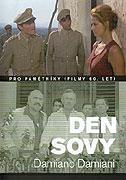 Den sovy - DVD plast