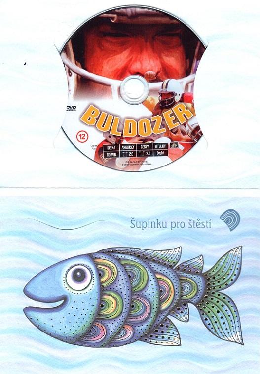 Buldozer ( dárkový obal ) - DVD