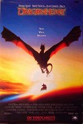 Dragon Heart ( Dračí srdce ) - DVD plast