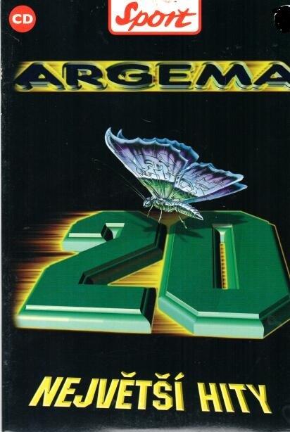Argema - Největší hity - CD