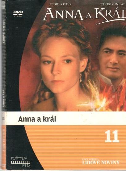 Anna a král - DVD digipack