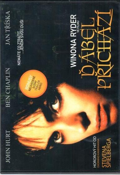 Ďábel přichází - DVD slim