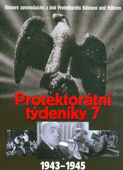 Protektorátní týdeníky 7 - DVD digipack