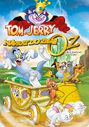 Tom a Jerry: Návrat do Země Oz - DVD plast