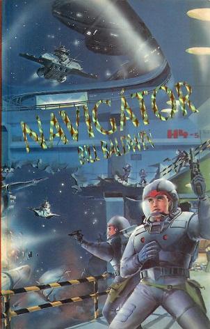 Navigátor - Bill Baldwin ( bazarové zboží )