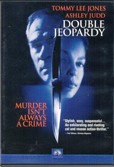 Double jeopardy ( Dvojí obvinění ) - DVD plast