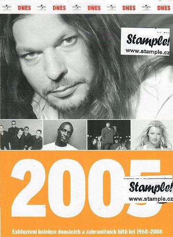 2005 - pošetka CD